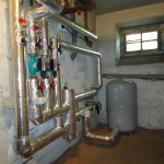BENEKOV C27 hydraulické zapojení